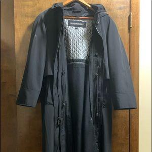 Fleet Street women's rain coat